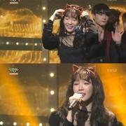 '뮤뱅' 태연, 트와이스 꺾고 'Fine'으로 1위