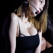 블랙스완 혜미의 엄청난 슴부먼트