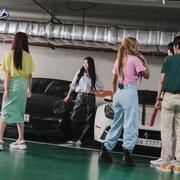 러블리즈 이미주 tvN 인스타그램