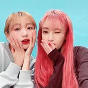 유지애 류수정 (러블리즈) - 인스타그램 (애기다 지애기기)