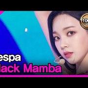 에스파, Black Mamba) [THE SHOW 201124]