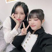 최예나,이채연