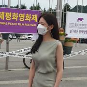 공승연 - 평창국제평화영화제MC
