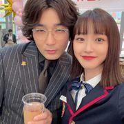 배우 한지현 인스타그램